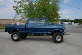 1978 Ford F250 Crew Cab 4x4 - Vintage Mudder - Reviews Of Classic ...