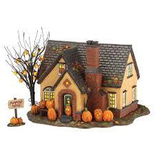 Dept 56 Halloween Village by Department 56 Halloween Village 4030757 The Pumpkin House Ebay