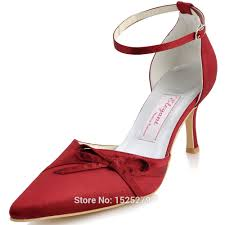 compare prices on burgundy satin heels online shopping buy low