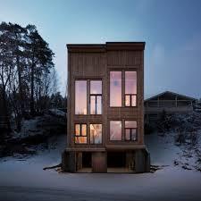 104 Wood Homes Magazine Norwegian Houses Dezeen
