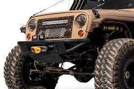100 Truck Bumpers Aftermarket 2007 2018 Jeep JK Venom Winch Front Bumper ADD Offroad The