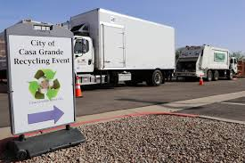 100 Shred Truck Spring Day Of Ding City Of Casa Grande