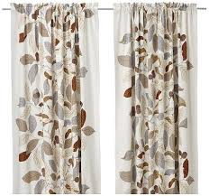 simple and affordable curtain panels its overflowing