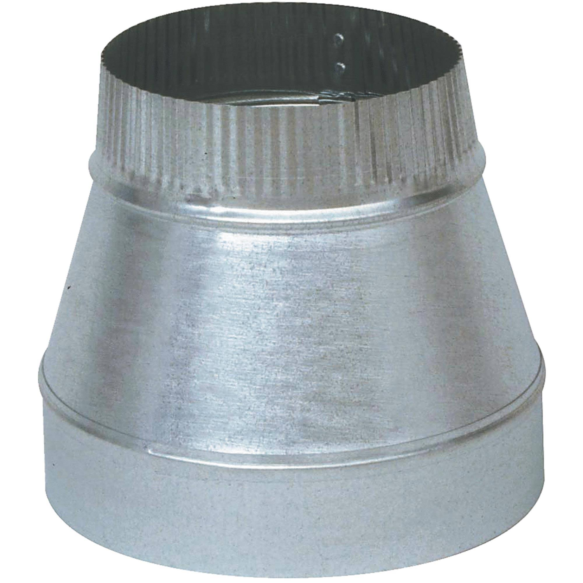 Imperial Mfg Group GV1415 Galvanized Reducer - 24 Gauge