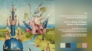 bosch siege social in a state of siege bosch in retrospect doe library at uc