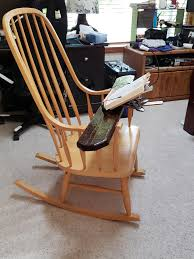 Rocking Chair Rest For Book Stand - Album On Imgur