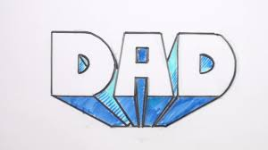 Drawing Graffiti Bubble Letters ABCD