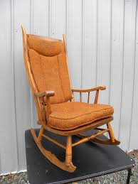 Vintage Tell City Chair Co. Maple Ladderback Rocking Chair ... Sussex Chair Old Wooden Rocking With Interesting This Vintage Wood Childs With Brown Rush Seat Antique Child Oak Windsor Cane And Back Rocker Free Stock Photo Freeimagescom 1830s Life Atimeinlife Amazoncom Kid Rustic Kids Indoor Chairs Classic Details That Deliver Virginia House Cherry Folding Foldable