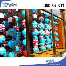 Spring Earth Ball Window Display Ideaswindow Decorations