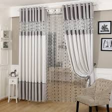 nähen garn vorhang fenster moderne blackout vorhänge für wohnzimmer fertig fenster vorhänge für schlafzimmer