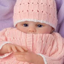 Details About Silicone Handmade Lifelike Reborn Cute Girl Body Dolls Newborn Sleeping Baby Toy