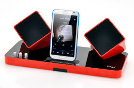 iPega Wireless Speaker Dock For iPhone iPad iPod 2x 4 5 Watt