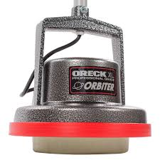Oreck Floor Machine Pads by Oreck Orbiter 12 Inch Floor Buffing Machine