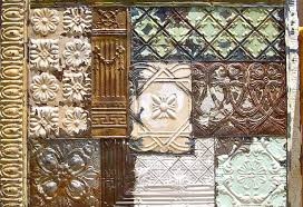distressed tin ceiling tiles gallery tile flooring design ideas