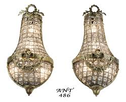 vintage hardware lighting antique basket style