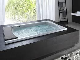 modernes badezimmer whirlpool stein badezimmer traumhafte