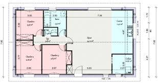 plan maison 90m2 plain pied 3 chambres plan maison plein pied 90m2 plain 14 gratuit systembase co scarr co