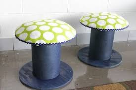 Craft Items From Waste Material For Kids Elegant Stools Made Out Of Recycled Materials 10 Plans