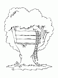 Awesome Collection Of Magic Tree House Coloring Pages In Job Summary