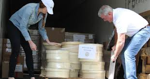 Central Wisconsin Pumpkin Patches by Wisconsin Cheese Companies Send Over 17 000 Pounds Of Cheese To
