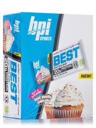 Protein Bar™ Iced Vanilla Cupcake - Box Of 12 Bars Bpi Sports Best Protein Bar 20g Chocolate Peanut Butter 12 Bars Ebay What Is The Best Protein Bar In 2017 Predator Nutrition The Orlando Dietian Nutritionist Healthy Matcha Green Tea Fudge Diy All Natural Pottentia Grass Fed Whey Quest Hero Blueberry Cobbler 6 Best For Muscle Gains And Source 25 Bars Ideas On Pinterest Homemade Amazoncom Fitjoy Low Carb Sugar Gluten Free