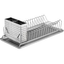 Oxo Sink Mat Australia by Decor Interesting Solid Shine Polder Dish Rack For Kitchen