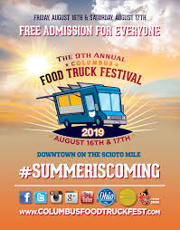 100 Food Trucks In Columbus Ohio Truck Festival The Truck Festival