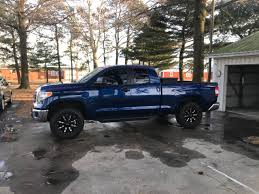 Blue Tundra With Black Rims. Let's See Them!   Toyota Tundra Forum Fuel D531 Hostage 1pc Wheels Matte Black Rims D53118909845m Dub S121 Shot Calla With Machined Face And Remington 8point Truck 20x9 0 5x127 715 Set Blackhawk Enkei Sweep Road Crusher Belted Monster Truck Tires On 2 Black Rhino Kruger Gloss 2090krg306135b87m Rhino F150 Armory Gunblack 6lug Wheel 17x95 Off Product Release At The Sema 8775448473 Velocity Vw12 Machine 2014 Gmc Yukon Buckshot 22x11 44 8x1651 125 Glamis