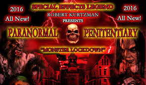 Mansfield Ohio Prison Halloween by Paranormal Penitentiary Frightfind