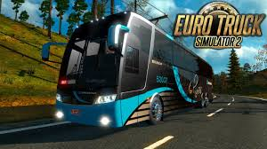 Euro Truck Simulator 2 Mod Bus V1.00 ~ Android Info App
