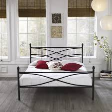 Antique Wrought Iron King Headboard by Bedroom Wrought Iron Headboard Metal Bed Frames For Sale Antique