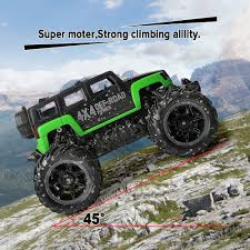 100 Monster Trucks In Mud Videos 24G RC Cars Remond Control Off Road Rock Racing