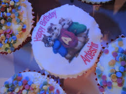 Alvin And The Chipmunks Cake Toppers by Alvin And The Chipmunks Hatsandbells