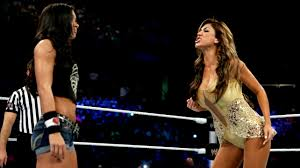 wwe smackdown results curtain call for aj lee when the enemy