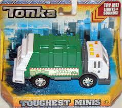 100 Tonka Mini Trucks Amazoncom Toughest S Green And Clean Trash Truck With