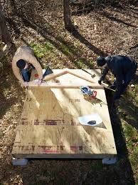 build your own simple shed