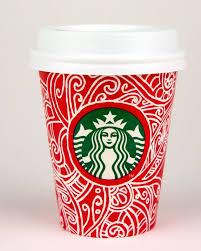 Drawn Cup Starbucks 16