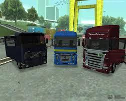 Pak Truckers No. 5 For GTA San Andreas