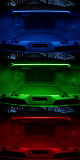 100 Interior Truck Lighting Car LED Accent Super Bright LEDs Red