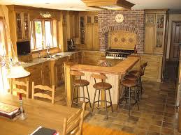 armoire cuisine en bois style de cuisine en bois photos de design d intérieur et
