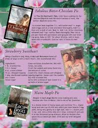 Ready For Some Fabulous Romance With Recipes To Go It Four Of My Books