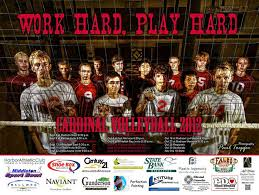 Middleton High School Boys Volleyball Poster
