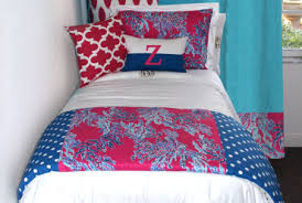 Lily Pulitzer Bedding by Trina Turk Trellis Coral Comforter And Duvet Cover Sets