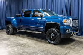 Used Lifted 2016 GMC Sierra 3500 HD Denali Dually 4x4 Diesel Truck ... Gmc Denali 2500 Australia Right Hand Drive 2014 Sierra 1500 4wd Crew Cab Review Verdict 2010 2wd Ex Cond Performancetrucksnet Forums All Black 2016 3500 Lifted Dually For Sale 2013 In Norton Oh Stock P6165 Used Truck Sales Maryland Dealer 2008 Silverado Gmc Trucks For Sale Bestluxurycarsus Road Test 2015 2500hd 44 Cc Medium Duty Work For Sale 2006 Denali Sierra Stk P5833 Wwwlcfordcom 62l 4x4 Car And Driver 2017 Truck 45012 New Used Cars Big Spring Tx Shroyer Motor Company