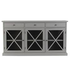 home decorators collection hton grey buffet 1926000310 the