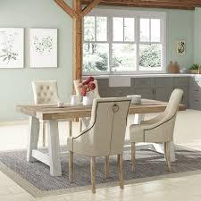 essgruppe anis mit ausziehbarem tisch und 4 stühlen