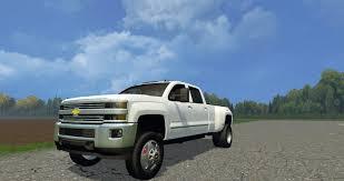 100 Family Trucks CHEVY SILVERADO 3500 FAMILY TRUCK FOR FS 15 Farming