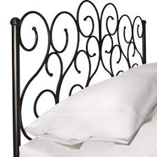 Wrought Iron King Headboard by Adorable Black Metal Headboard Black Metal Headboards Headboard