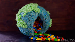 Rice Krispie Treats Halloween Shapes by A Candy Filled Rice Krispies Treat That U0027s Out Of This World