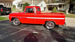 100 1965 Chevy Truck For Sale Chevrolet Pickup AllSteel Original Small Block V8 For Sale